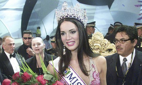 After winning the title of Miss Venezuela and competing in the Miss Universe pageant, Monica Spear appeared in a half-dozen Spanish language soap operas