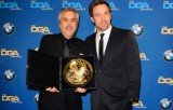 Alfonso Cuaron has picked up the top film honor from the Directors Guild of America for space drama Gravity