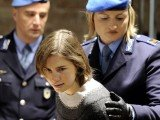 Amanda Knox is being tried in absentia