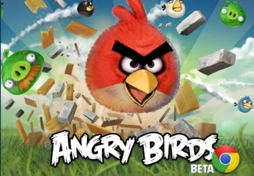Angry Birds home pages have been hacked, two days after reports that the personal data of its customers might have been accessed by the NSA and GCHQ