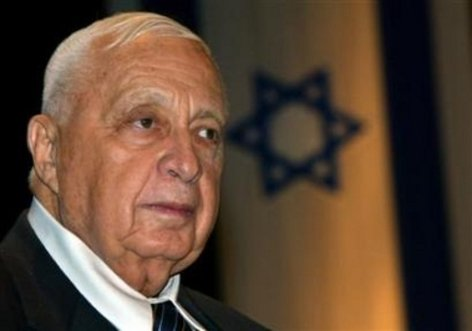 Ariel Sharon has been in a persistent vegetative state since a stroke in January 2006 photo