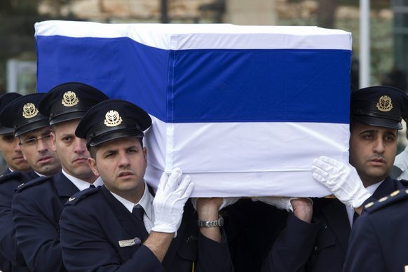 Ariel Sharon lauded at Israel state memorial service photo