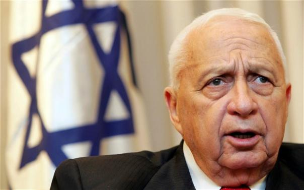 Ariel Sharon was a giant of the Israeli military and political scene but courted controversy throughout his long career photo