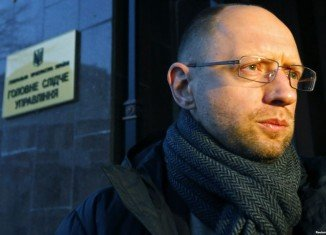 Arseniy Yatsenyuk is the parliamentary leader of Ukraine's second biggest party, Fatherland