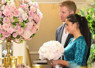 Bachelor Sean Lowe and Catherine Giudici got married in a lavish ceremony at the Four Seasons resort The Biltmore in Santa Barbara