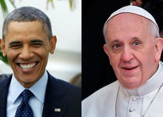 Barack Obama will visit Pope Francis on a European tour in March