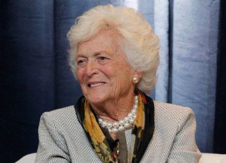 Barbara Bush has been admitted to a Houston hospital with a respiratory related issue