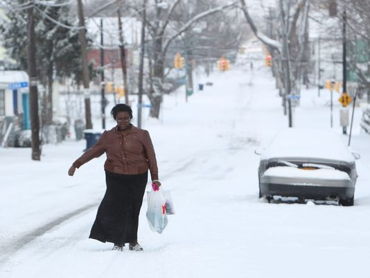 Blizzard targets Northeast after pounding Midwest