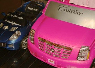 Blue Ivy Carter's new rides