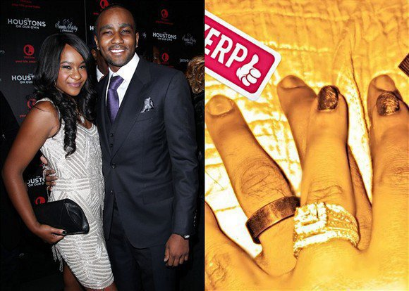 Bobbi Kristina Brown revealed she is married to Nick Gordon  photo