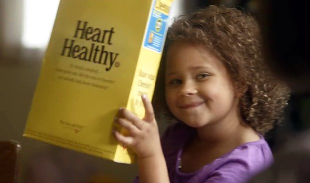 Cheerios first Super Bowl ad got a lot of racial backlash for portraying an interracial family  photo