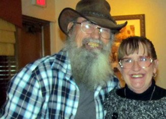 Christine and Si Robertson are married for 43 years and they have two children