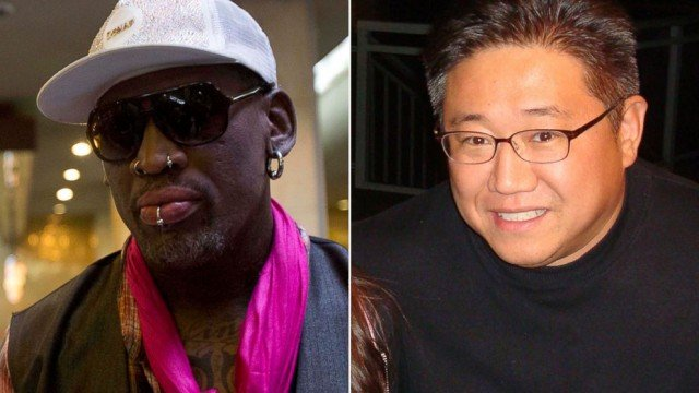 Dennis Rodman has apologized for angry comments he made about Kenneth Bae