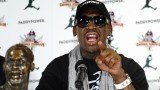 Dennis Rodman has checked into a rehabilitation center to treat his long-time struggle with alcoholism