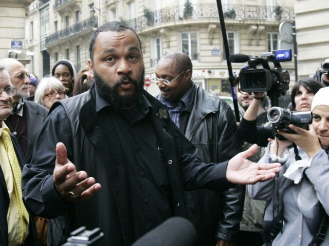 Dieudonne Mbala Mbala has appealed against a ban on his show 640x480 photo