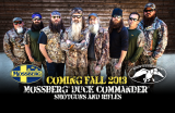 Duck Dynasty family has launched their own line of guns in collaboration with gunmaker Mossberg