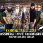 Duck Dynasty first line of guns goes on sale
