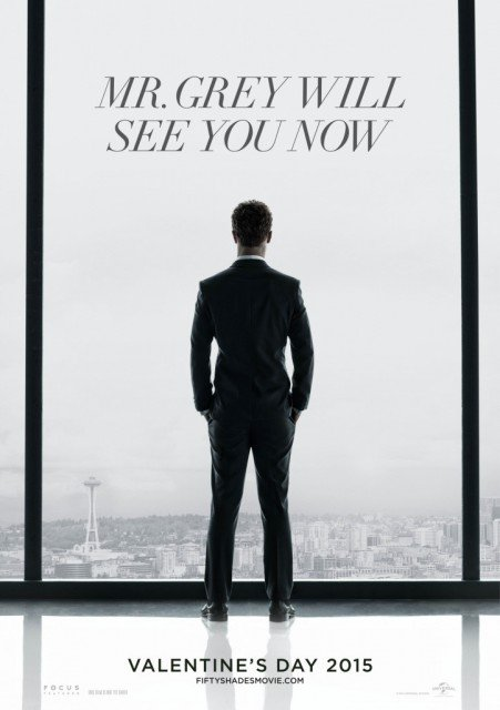 Fifty Shades of Grey movie is set to be released on February 13, 2015
