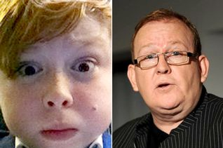Ford Kiernan's son was found dead in bed at the family home in Glasgow