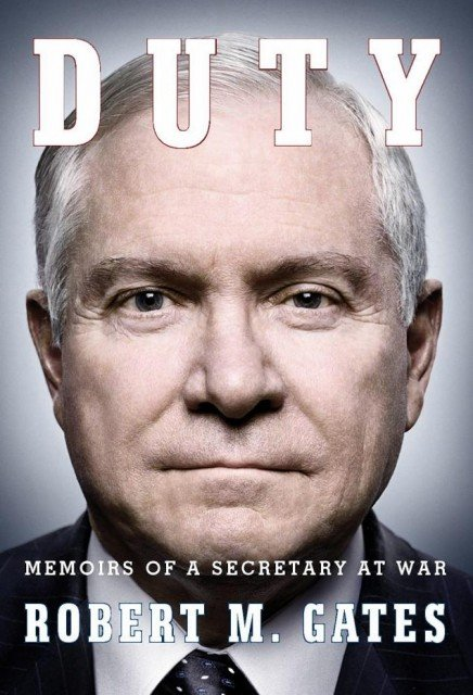 Former Secretary of Defense Robert Gates has strongly criticized President Barack Obamas handling of the war in Afghanistan in his new book 436x640 photo