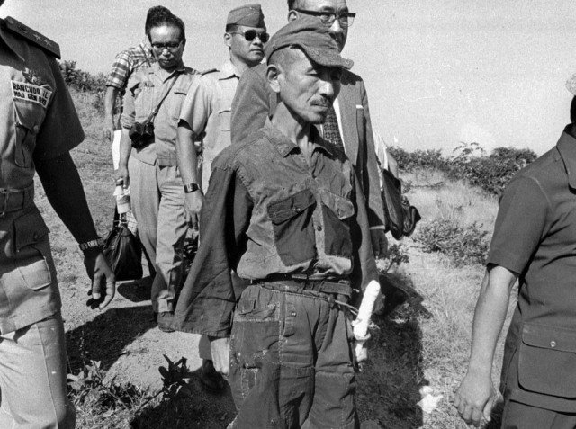 Hiroo Onoda refused to surrender after WWII ended and spent 29 years in the jungle