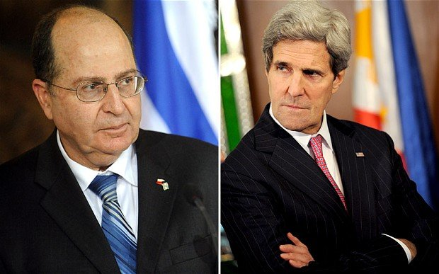 Israel's Defense Minister Moshe Yaalon has apologized for comments that lambasted John Kerry's role in the Middle East peace process
