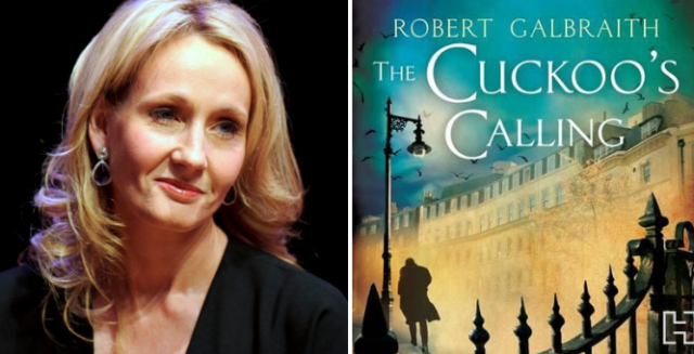 JK Rowling took legal action later that month against Chris Gossage and his friend Judith Callegari who had revealed she is actually crime writer Robert Galbraith 640x327 photo
