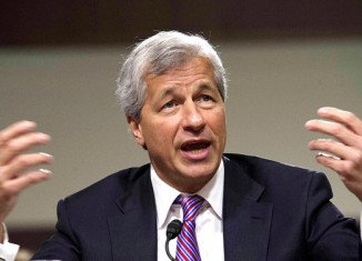 JPMorgan chairman and chief executive Jamie Dimon will be paid $20 million for the past year's work