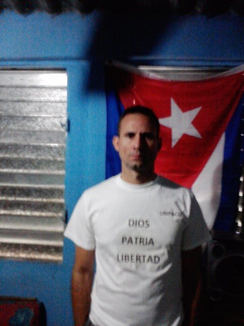 Jose Daniel Ferrer spent eight years in prison after a major crackdown on opposition activists in 2003