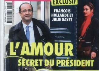 Julie Gayet is suing Closer magazine that published photos of her alleged affair with President Francois Hollande