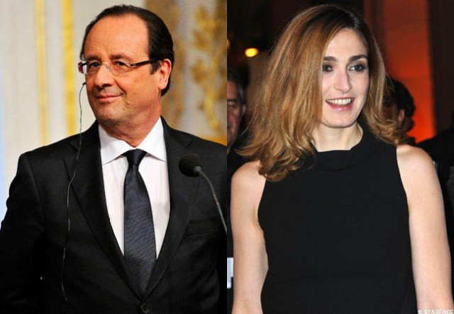 Julie Gayet was recently linked to an affair with President Francois Hollande