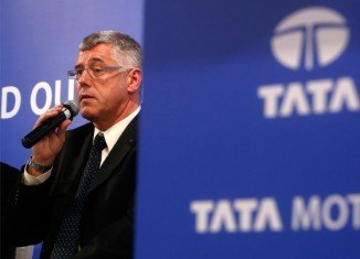 Karl Slym had been managing director of Tata Motors, part of the giant Tata Group, since October 2012