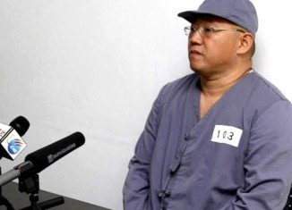 "Kenneth Bae has spoken to foreign media, and called for US ""co-operation"" to secure his release"
