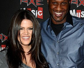 Lamar Odom and Khloe Kardashian have put their $4 million Tarzana house on the private market
