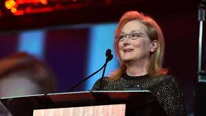 Meryl Streep criticized Walt Disney for being a gender bigot who was a member of an anti-Semitic lobbying organization