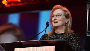 Meryl Streep criticized Walt Disney for being a gender bigot who was a member of an anti-Semitic lobbying organization