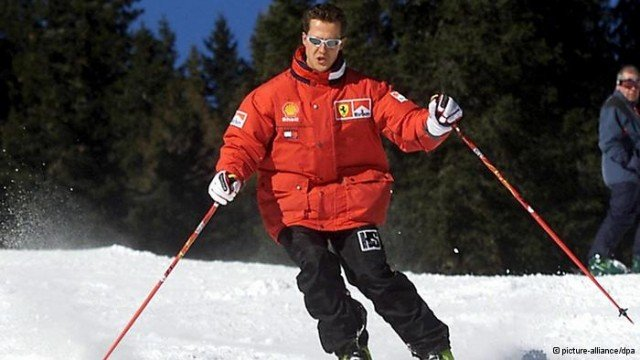 Michael Schumacher remains critical but stable in Grenoble hospital after skiing accident 640x360 photo