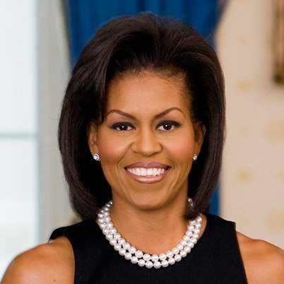 Michelle Obama, who turns 50 on Friday, isn't ruling out using plastic surgery or Botox in the future
