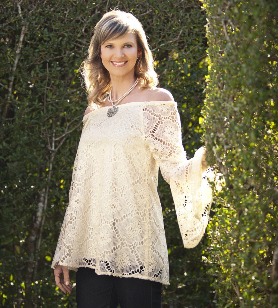 Missy Robertson has launched her first clothing line in collaboration