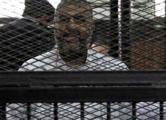 Mohamed Morsi's trial over his escape from prison in 2011 has begun in Cairo