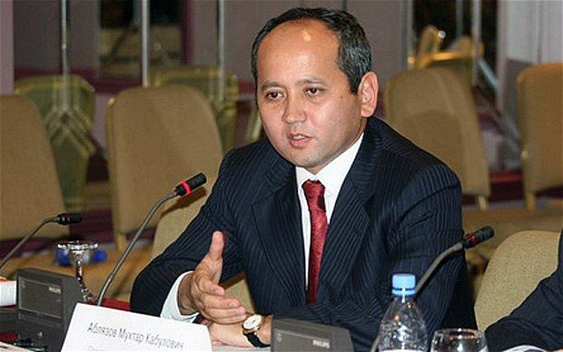 Mukhtar Ablyazov is accused of stealing billions of dollars from the Kazakh BTA Bank which also operates in Russia and Ukraine photo