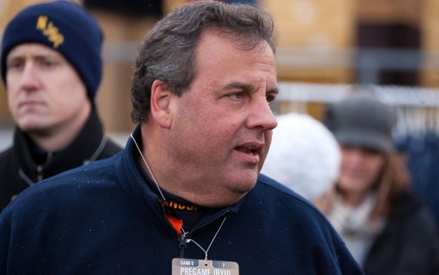 New Jersey Governor Chris Christie is being sued by six residents over claims his office created gridlock on to the George Washington Bridge as part of a political vendetta
