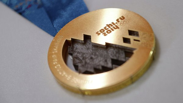 Parts of Chelyabinsk meteorite will be embedded in special commemorative medals that will be given to the 10 gold medalists at the Sochi Olympics