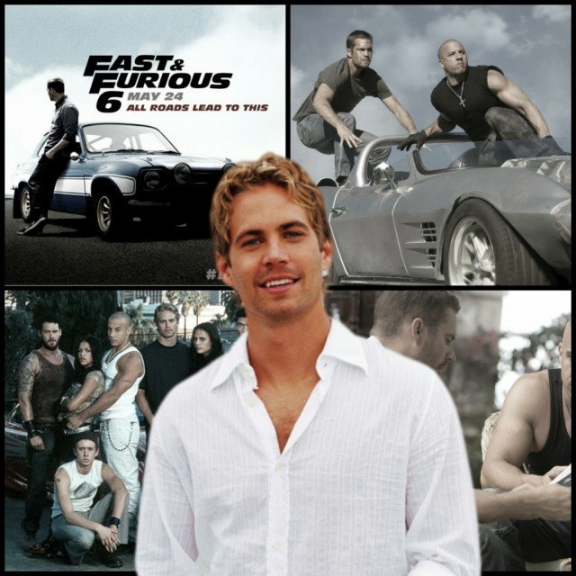 Paul Walker's Fast Furious character Brian O'Conner will be retired not killed off in the seventh installment of the hit franchise 640x640 photo