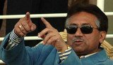 Pervez Musharraf has been taken to hospital with a suspected heart problem on his way to Islamabad court for his treason trial