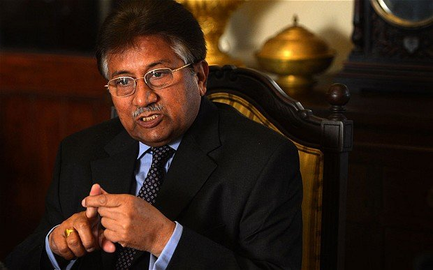Pervez Musharraf has failed to appear in Islamabad court for his trial on treason charges
