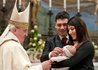 Pope Francis emerged as a breastfeeding supporter, encouraging mothers to tend to their babies