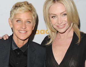 Portia de Rossi's relationship with Ellen DeGeneres may be on the rocks