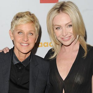 Portia de Rossi's relationship with Ellen DeGeneres may be on the rocks photo