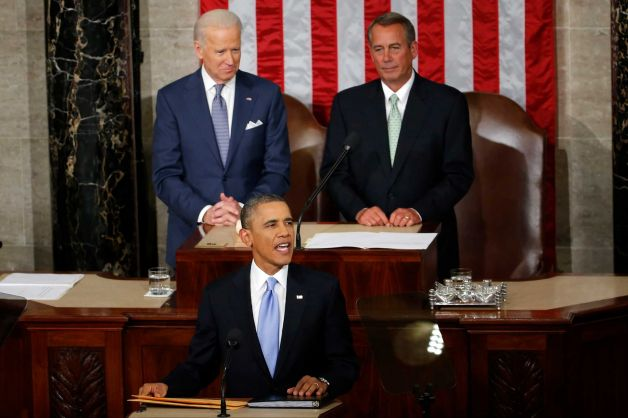 President Barack Obama has promised to bypass a fractured Congress to tackle economic inequality in his annual State of the Union address